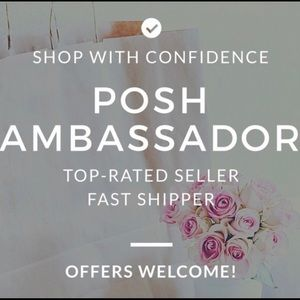 I want to be YOUR Posh Ambassador!